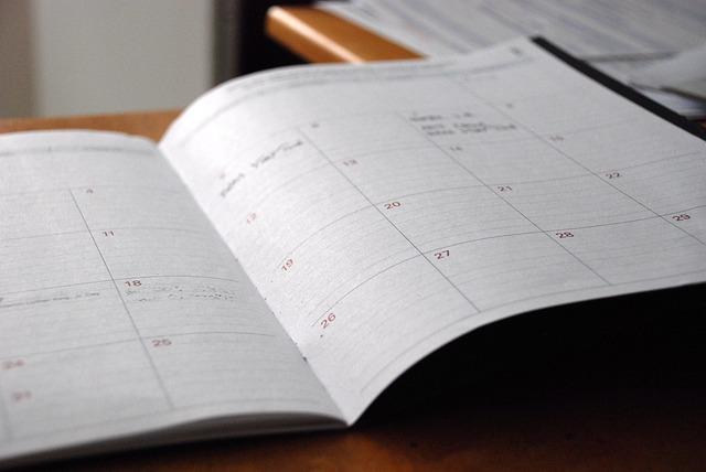 そろそろ来年の手帳を購入する季節。どのような手帳を利用していますか?