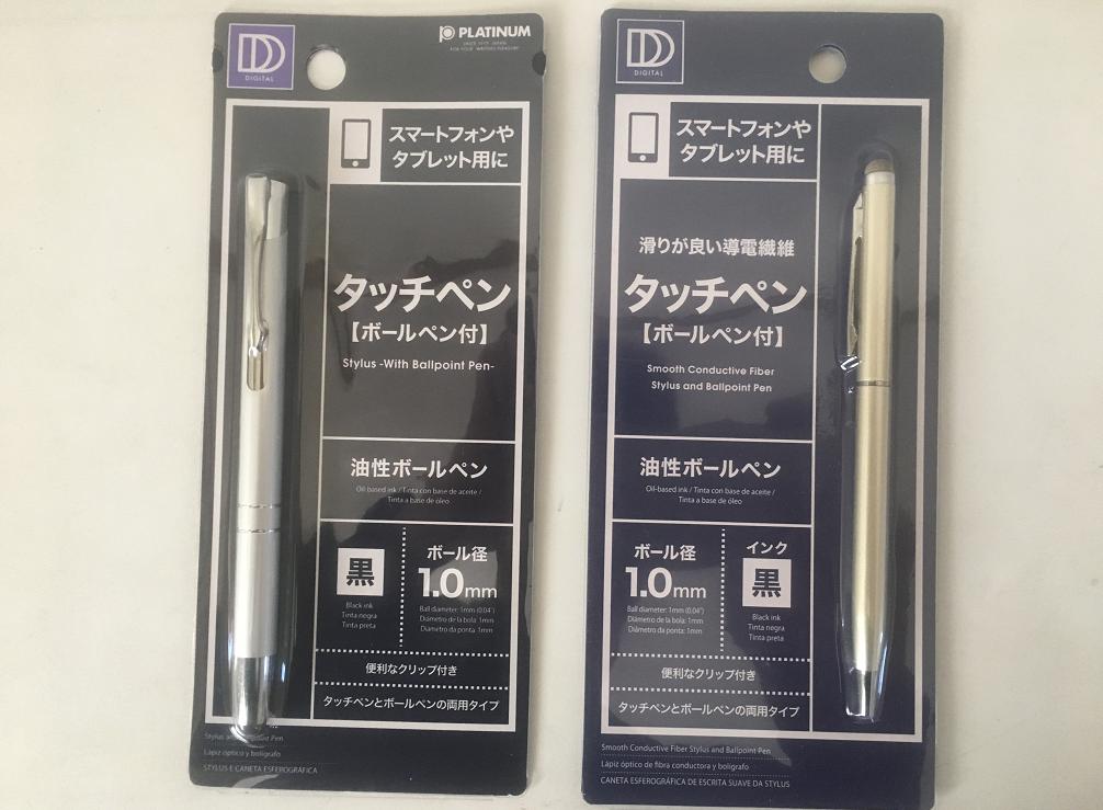 ダイソータッチペン