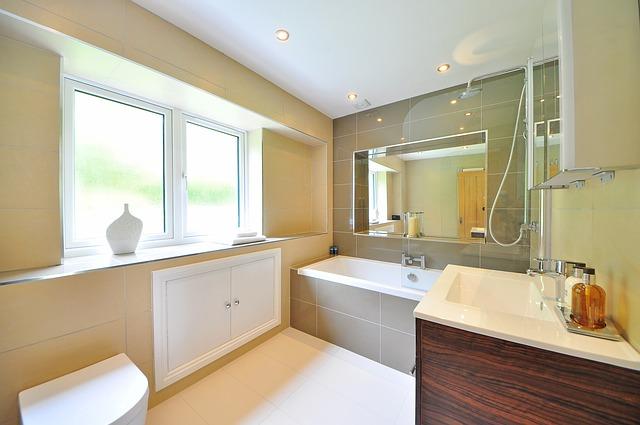 浴室のカビ・水垢を撃退する(落とす)方法!