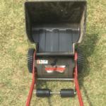 【レビュー】ゴールデンスター無調整手動式芝刈機ナイスバーディーモアーGSB-2000N